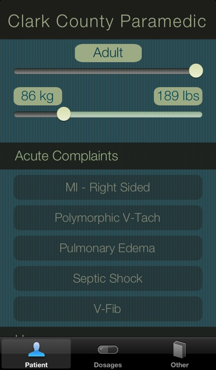 Clark County Paramedic screenshot-2