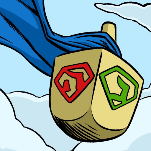 Super Dreidel
