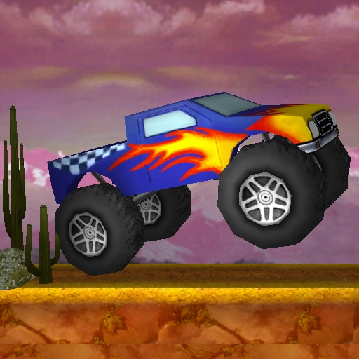 Monster Truck 3D HD Free