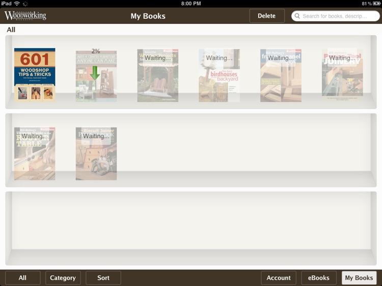 Popular Woodworking eBooks screenshot-4
