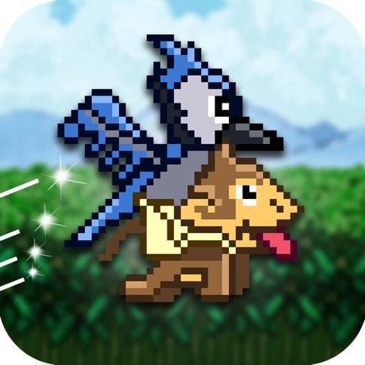 Flappy Monkey And Tiny Bird-s: The Jungle Chase Race Adventure Free