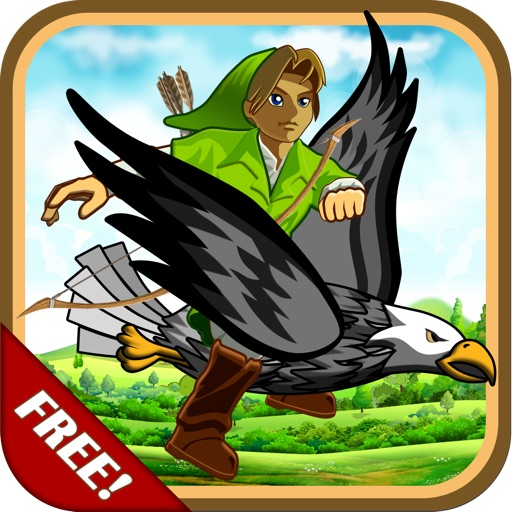 Archer Adventure FREE - Journey Through The Lost World of Legend