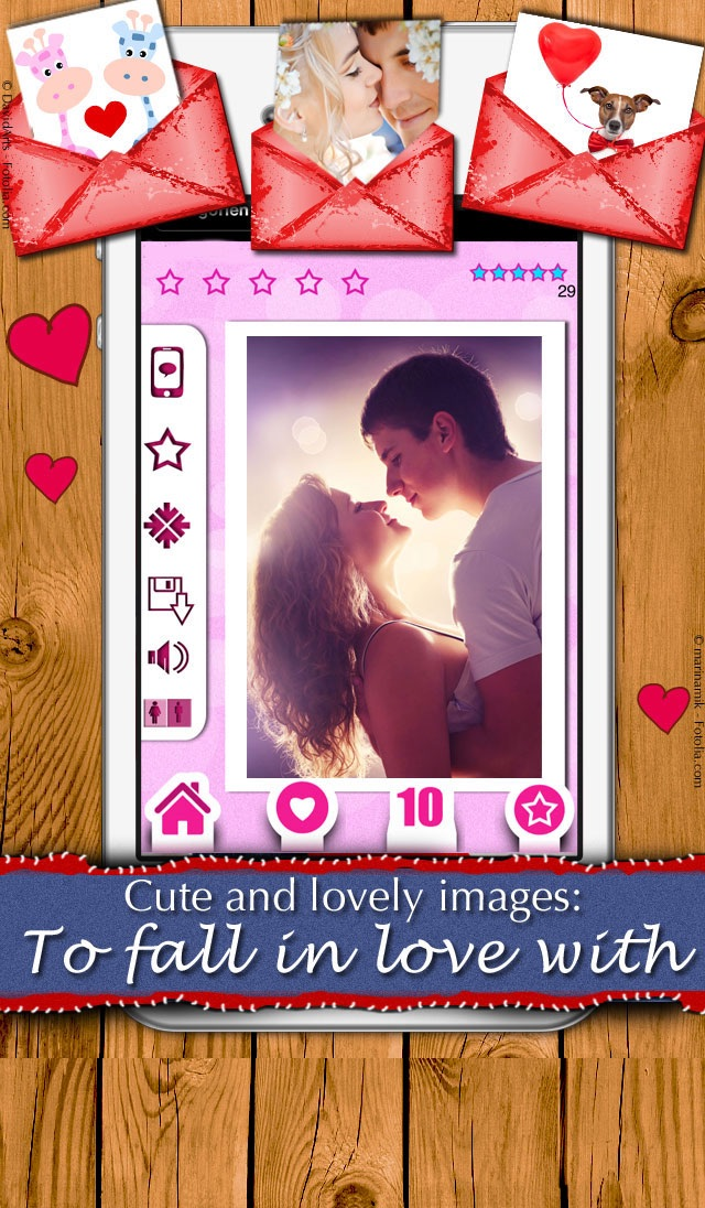 Love Messages - Romantic ideas and quotes for your sweetheart Screenshot