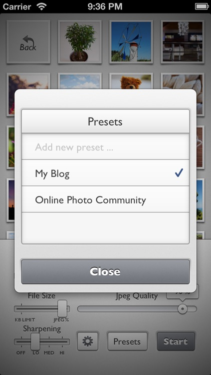Reduce - Batch Resize Images and Photos for iPhone & iPad screenshot-3