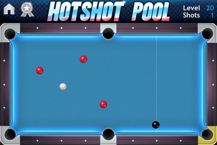 Hotshot Pool screenshot-3