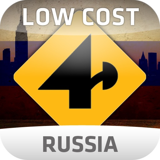 Nav4D Russia - LOW COST icon