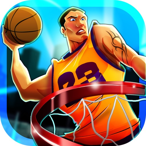 Basketball Season Hoops icon