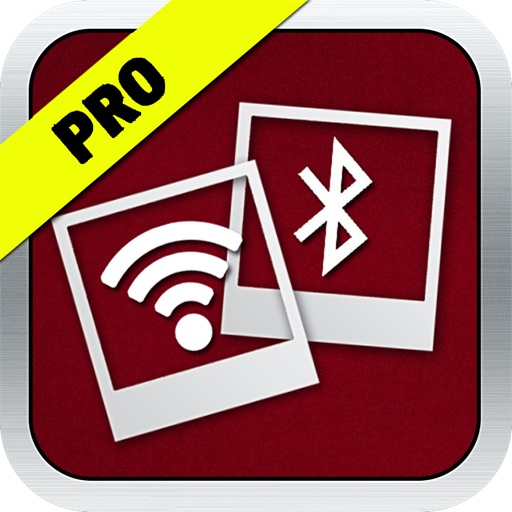 Wifi Photo Share  Pro icon