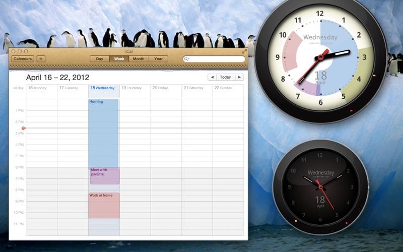 Alarm Klocka Gadget Plus – Klocka med Alarm och Kalender på PC