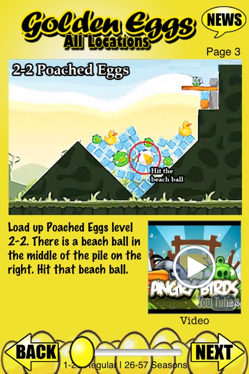 All Golden Eggs for Angry Birds screenshot-4