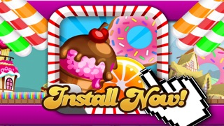 Candy Land Defense - Fun Castle of Fortune Shooting Game FREE-4