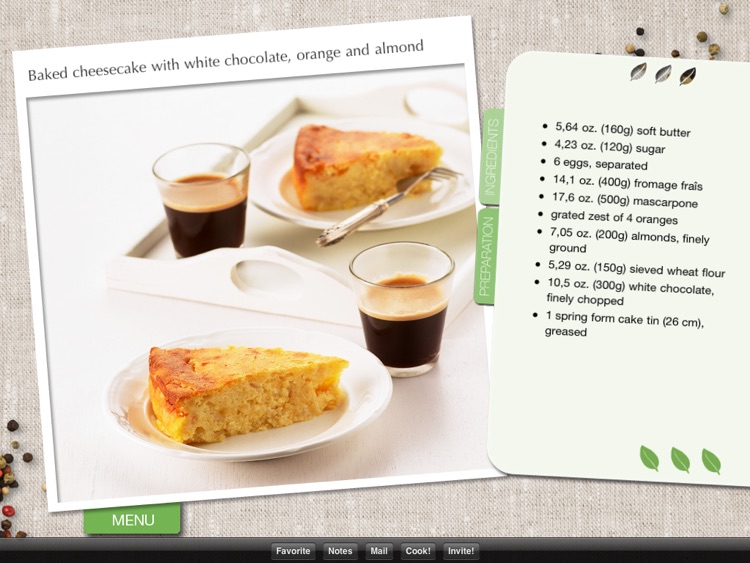 Veggie Cookbook+ screenshot-3