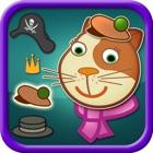 Cool Cat одеваются игры icon