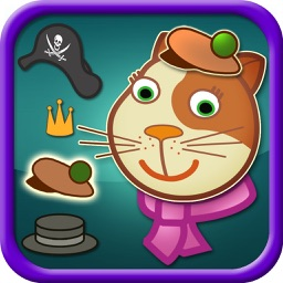 Cool Cat Dressing up Game