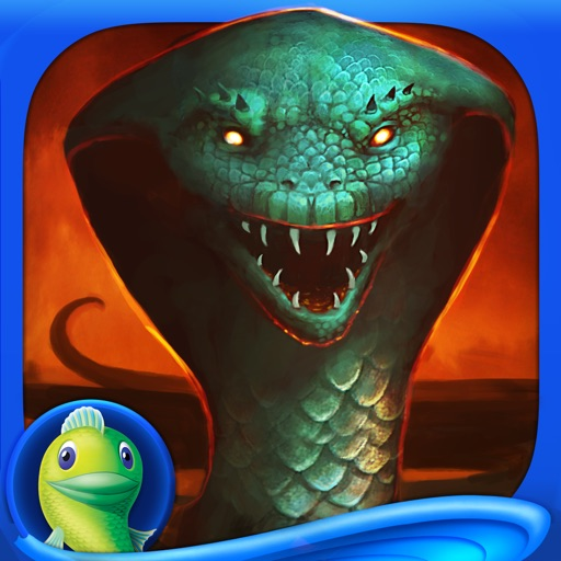 House of 1000 Doors: Serpent Flame - A Hidden Object Adventure