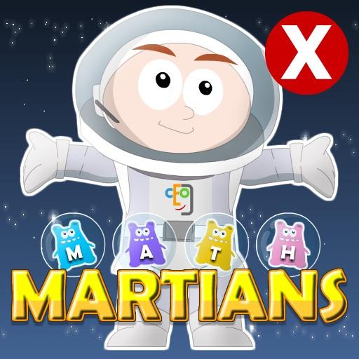 Math Martians: Times Tables