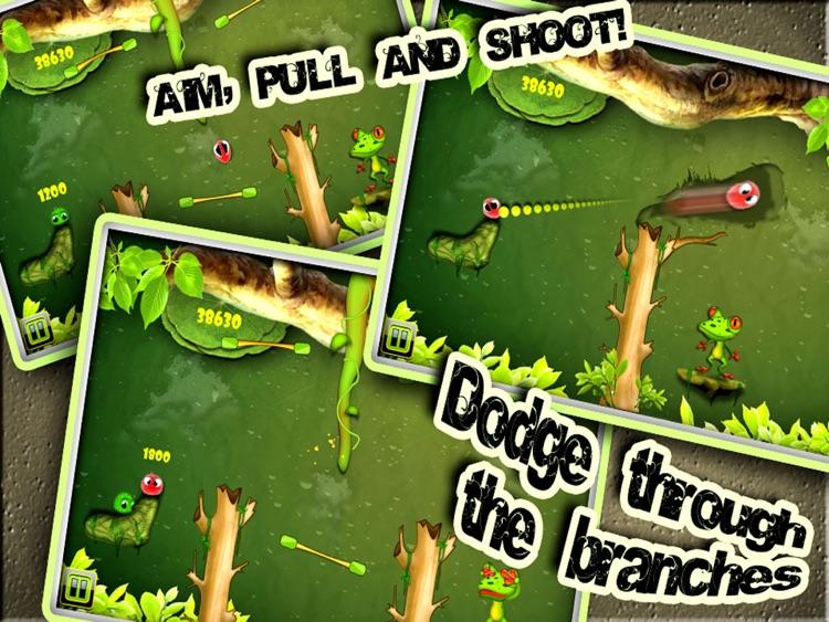 Hungry Froggie HD Pro screenshot-3