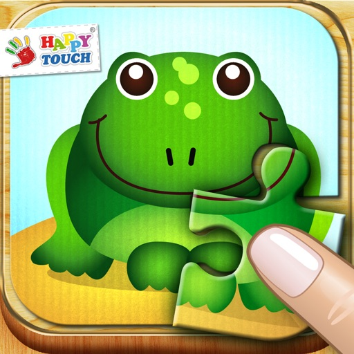 Animal Puzzle Games (by Happy Touch)