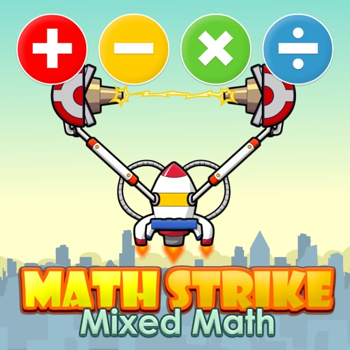 Math Strike: Mixed Math HD