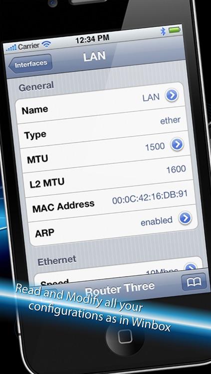 TikTool - Mobile Winbox screenshot-3