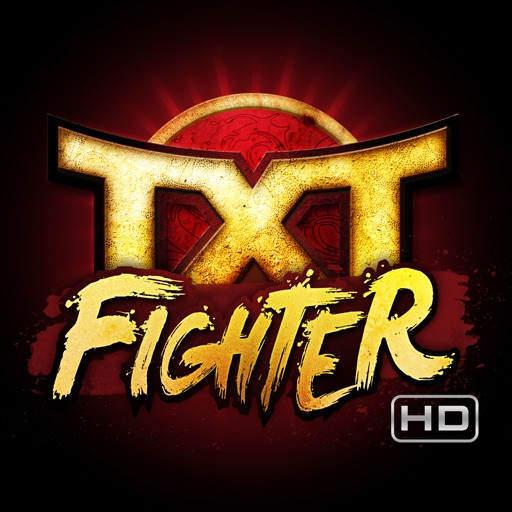 TXT Fighter HD icon