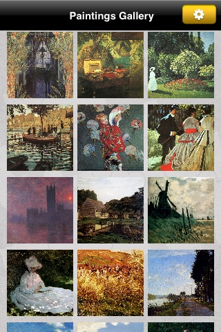 Monet Jigsaw screenshot-1