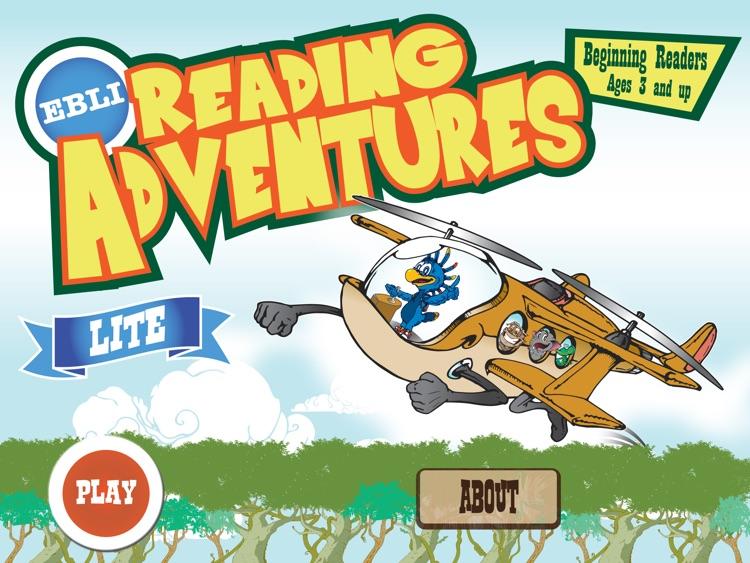 Reading Adventures with Booker #1 EBLI Island LITE