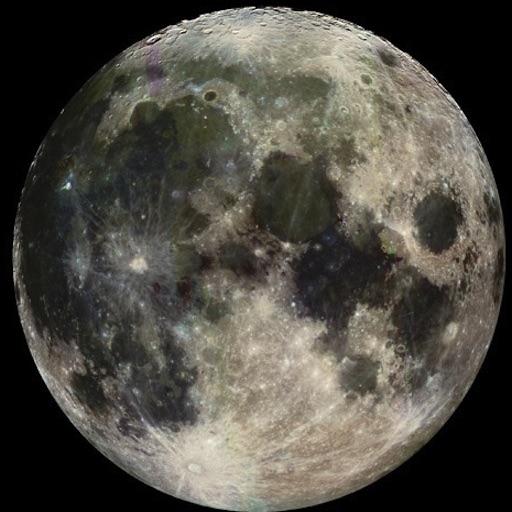 New Age Moon Calendar
