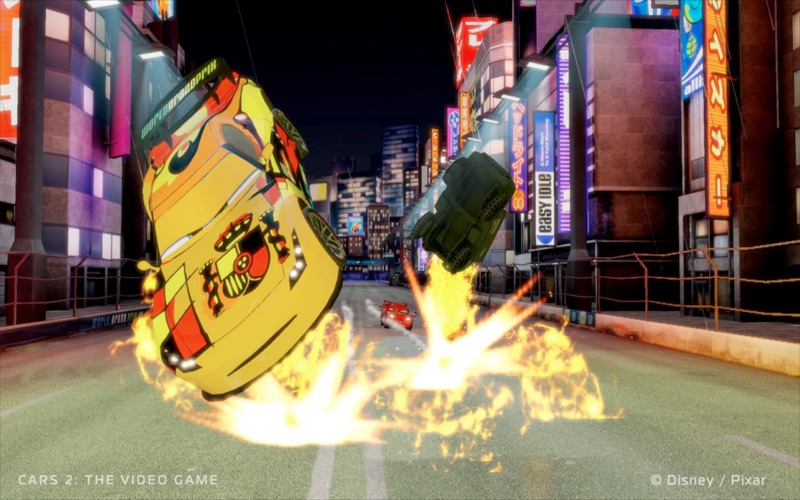 Screenshot #2 pour Cars 2: The Video Game