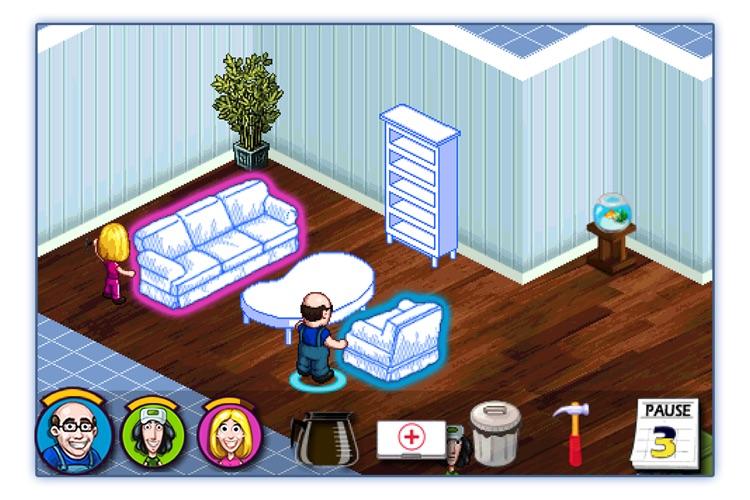 Home Sweet Home LITE screenshot-3