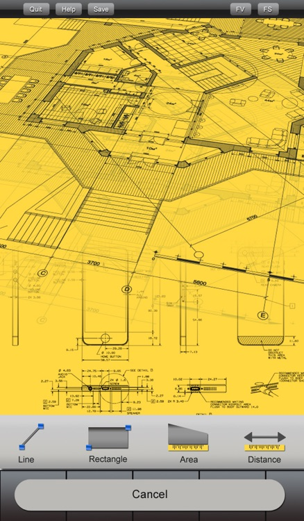 CAD Expert - edit and view DXF/DWG /OCF drawing files