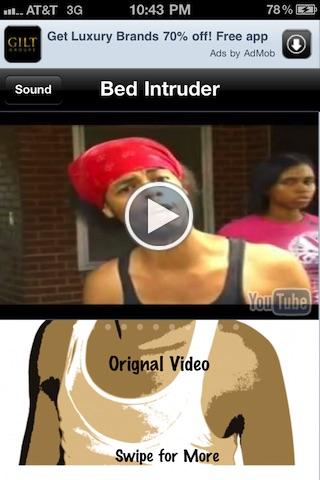 Bed Intruder
