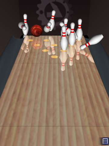 Action Bowling HD screenshot 4