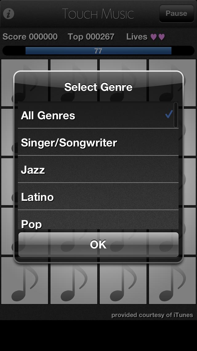 点击获取Touch Music