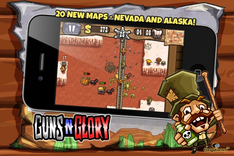 Guns'n'Glory screenshot-1