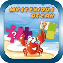 Mysterious Ocean - Jigsaw Puzzle