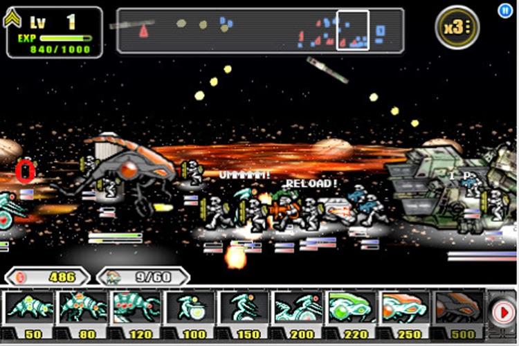 Destroy9 - Alien Free