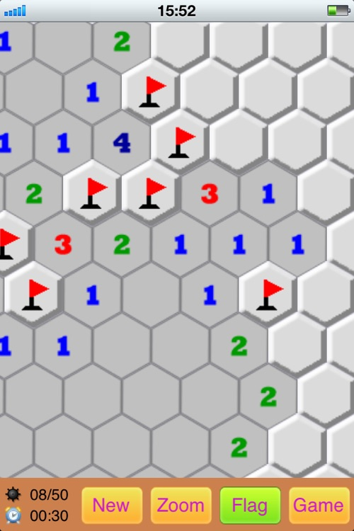 Super MineSweeper Free screenshot-3