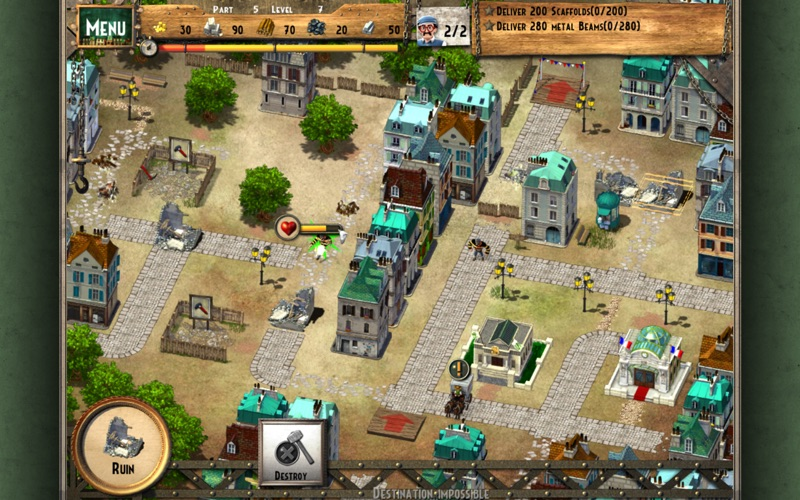 Monument Builders: Eiffel Tower™ screenshot 5