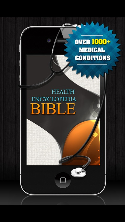 Health Encyclopedia Bible