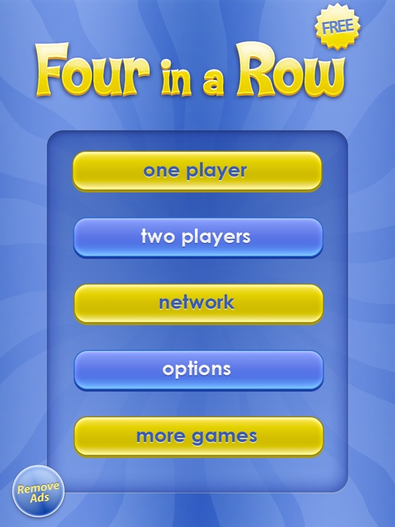 Four in a Row Free HD screenshot-4
