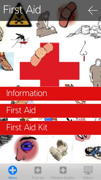 SOS First Aid screenshot-0