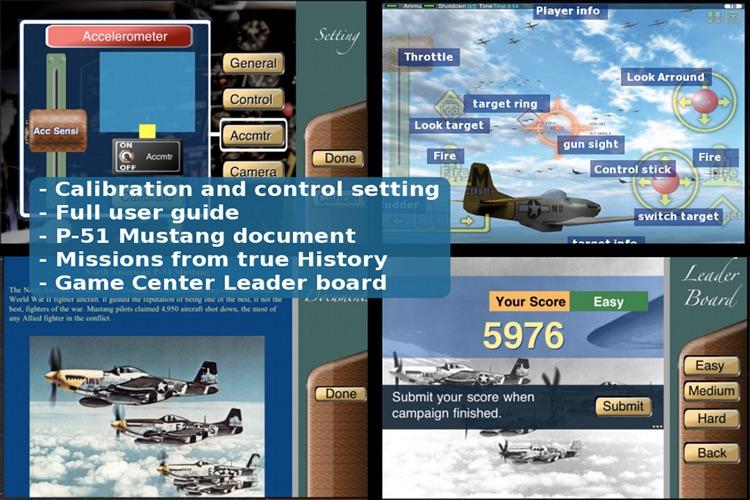 Warbirds P-51 Mustang ACE screenshot-4