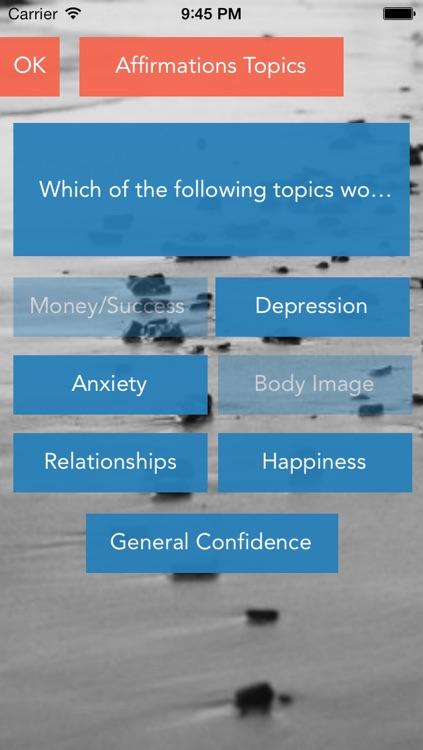 Affirmations Journal screenshot-4