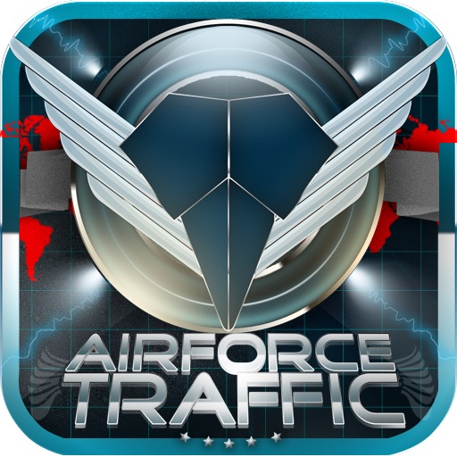 Airforce Traffic icon