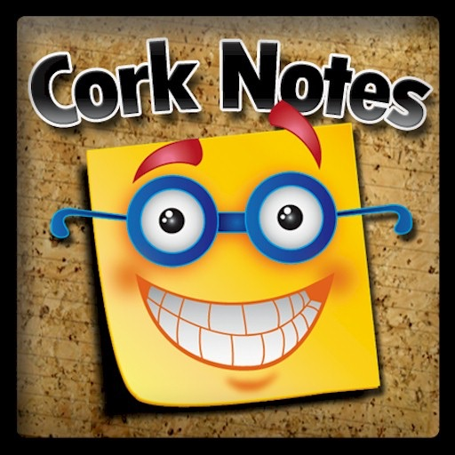 Cork Notes Lite for iPad
