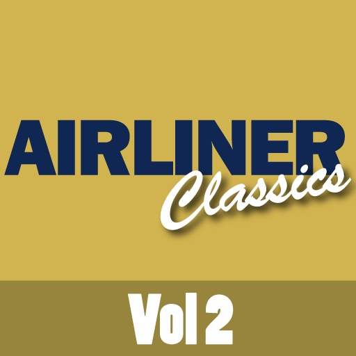 Airliner Classics Volume 2 Special Magazine icon