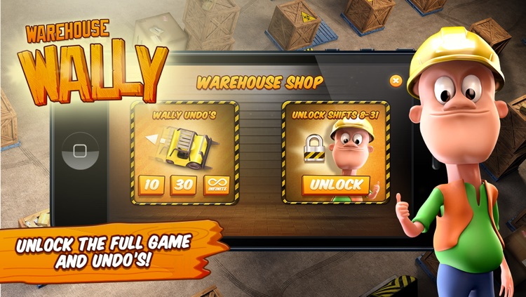 Wally screenshot-4