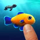 Witziges Fisch Spiel - Funny Fish Game icon