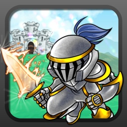 A Knight Action Hero - Free Fun Kingdom Game